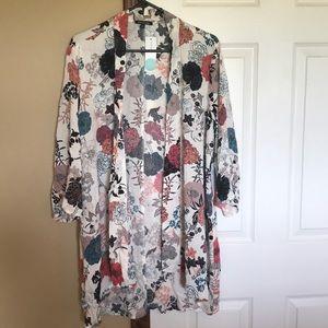 Pink Clover cardigan